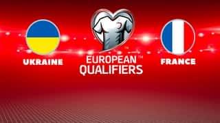 Le résumé du match : Ukraine - France