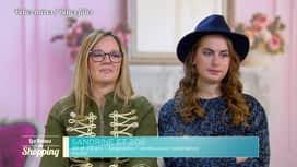 Les reines du shopping : Valérie et Anaïs