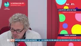 L'invité de 7h50 : Thierry Bodson (07/09)