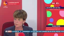 L'invité de 7h50 : Valérie De Bue (09/09)