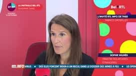 L'invité de 7h50 : Sophie Wilmès (10/09)