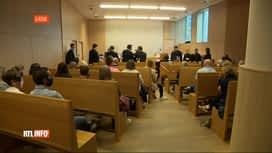 RTL INFO 13H : Ouverture du procès d'un psychologue, violeur en série à Liège