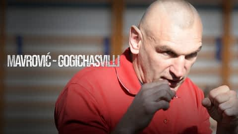 Boks: Mavrović - Gogichasvilli en replay