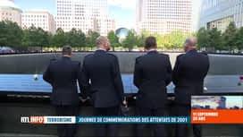 RTL INFO 13H : Attentats du 11 septembre, 20 ans après: 4 pompiers de Huy sont à N...