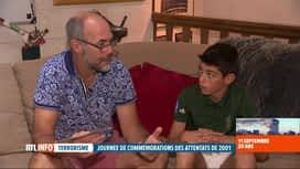 RTL INFO 13H : Attentats du 11 septembre, 20 ans après: la vie de Frédéric Lilien ...