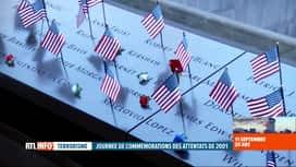 RTL INFO 19H : Attentats du 11 septembre, 20 ans après: résumé de la cérémonie d'h...