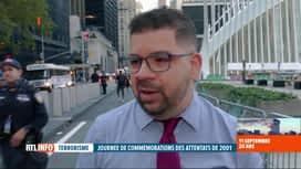 RTL INFO 19H : Attentats du 11 septembre, 20 ans après: l'émotion des proches des ...