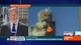 RTL INFO 19H : Attentats du 11 septembre, 20 ans après: l'émotion dans une caserne...