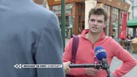 C'est pas tous les jours dimanche : La Belgique unitaire a la cote
