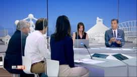 RTL INFO 13H : Le Covid Safe Ticket sera-t-il généralisé à Bruxelles ?