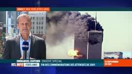 RTL INFO 19H : 20 ans des attentats du 11/9: des documents du FBI déclassifiés