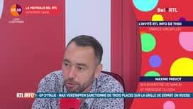 L'invité de 7h50 : Maxime Prevot (13/09)