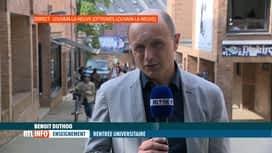 RTL INFO 13H : Rentrée universitaire en présentiel, infos en direct