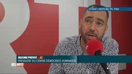 RTL INFO 13H : Coronavirus: Maxime Prévot favorable au Covid Safe Ticket