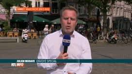 RTL INFO 13H : Coronavirus: les Pays-Bas mettent en place le Covid Safe Ticket