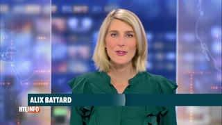 RTL INFO 13H : RTL INFO 13 heures (13/09/21)