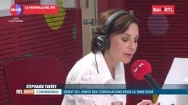 La matinale Bel RTL : Emission du 13/09