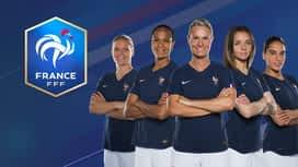 Football - Équipe de France féminine en replay