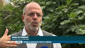 RTL INFO 19H : Nos factures d'énergie pourraient s'alourdir cet hiver