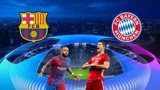 14/09 : Barcelone - Bayern Munich : Les buts