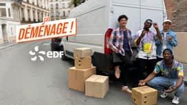Ça déménage avec EDF en replay