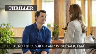 Petits meurtres sur le campus : scénario fatal