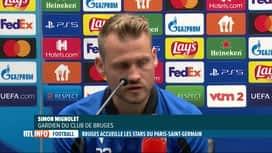 RTL INFO 13H : Ligue des Champions: Bruges doit jouer le résultat face à l'ogre PSG