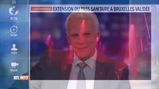 RTL INFO 19H : RTL INFO 19 heures (16/09/21)