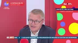 L'invité de 7h50 : Georges Gilkinet (17/09)