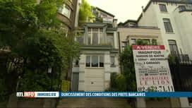 RTL INFO 13H : Les conditions d'obtention d'un crédit hypothécaire durcies dès 2022