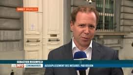 RTL INFO 19H : Coronavirus: un savant compromis à la Belge pour les décisions du C...