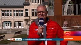 RTL INFO 13H : 33e Télévie: les bénévoles ont été nombreux à se mobiliser
