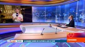 RTL INFO 13H : 33e Télévie: la musique à l'honneur pendant toute la journée !