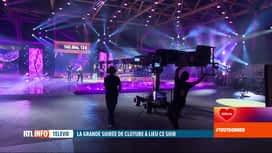 RTL INFO 13H : Dans les coulisses du 33ème Télévie au WEX de Marche-en-Famenne
