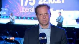 RTL INFO 13H : Le MR tient son grand congrès annuel à Namur
