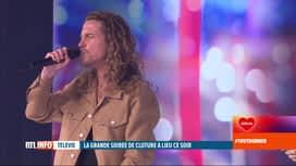 RTL INFO 19H : Dans les coulisses du 33ème Télévie au WEX de Marche-en-Famenne