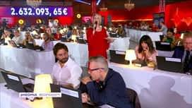 La grande soirée du Télévie : Nolwenn au téléphone
