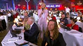 La grande soirée du Télévie : Julien Doré & Luc Gilson au téléphone