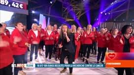 RTL INFO 13H : 33e Télévie: 10.617.189 euros ont été récoltés à l'issue de la soirée
