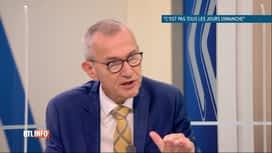 RTL INFO 13H : Coronavirus: le débat dominical est revenu sur le port du masque