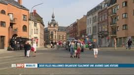 RTL INFO 13H : Journée sans voiture: Saint-Ghislain et Morlanwelz participent à...