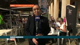 RTL INFO 13H : Les Fêtes de Wallonie battent leur plein à Namur