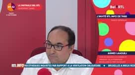 L'invité de 7h50 : Ahmed Laaouej (21/09)