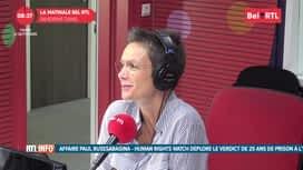 La matinale Bel RTL : Emission du 21/09