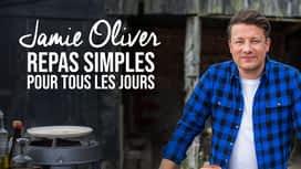 Jamie Oliver : repas simples pour tous les jours en replay