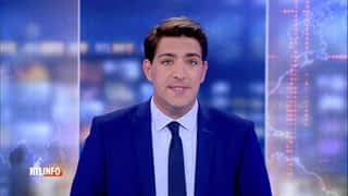 RTL INFO 13H : RTL INFO 13 heures (21/09/21)