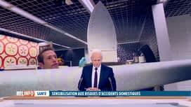 """RTL INFO 19H : """"La maison géante"""", une exposition pédagogique"""