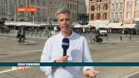 RTL INFO 13H : Louvain se profile comme la capitale européenne du vélo