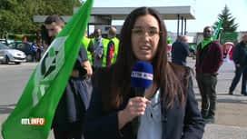 RTL INFO 13H : Fermeture de Logistics Nivelles d'ici l'automne 2022: 549 personnes...