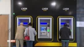 RTL INFO 19H : 4 banques belges s'unissent pour installer des distributeurs de bil...
